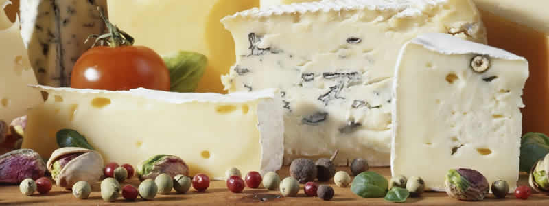 Cheese and Dairy produce