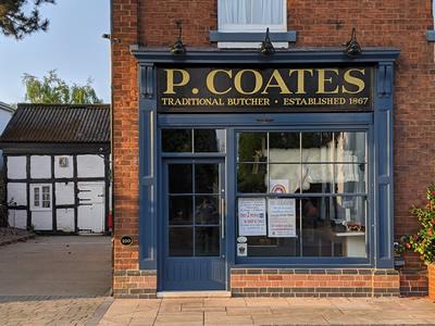 Coates Butchers Alrewas