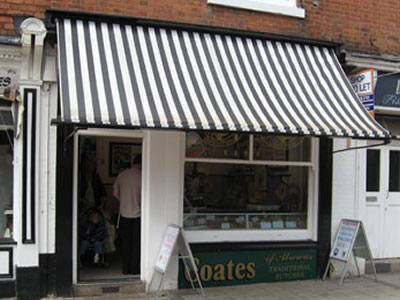 Coates Butchers Tamworth