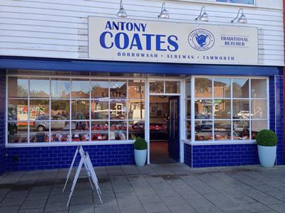 Coates Butchers Wollaton